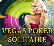 Vegas Poker Solitaire