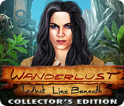 Wanderlust: What Lies Beneath Collector's Edition for Mac Game