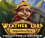 Weather Lord: Legendary Hero! Collector's Edition Screen shot