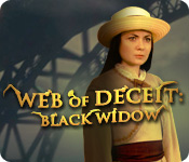 Web of Deceit: Black Widow for Mac Game