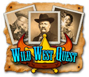 Wild West Quest: Gold Rush for Mac Game