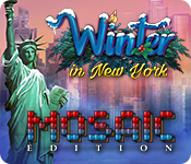 Winter in New York Mosaic Edition