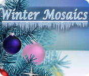 Winter Mosaics for Mac Game