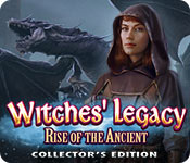 Witches' Legacy: Rise of the Ancient Collector's Edition for Mac Game