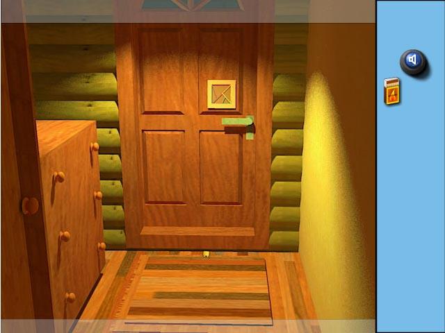 Image Wooden House Escape