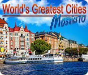 World's Greatest Cities Mosaics 10 for Mac Game