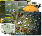 software city builders casual games  Youda Camper