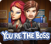 You're The Boss for Mac Game
