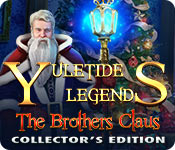 Yuletide Legends: The Brothers Claus Collector's Edition for Mac Game