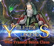 Yuletide Legends: Who Framed Santa Claus for Mac Game