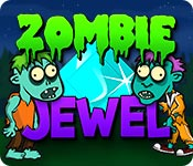 Zombie Jewel for Mac Game