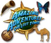 Logo Amazing Adventures: The Lost Tomb