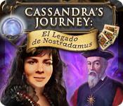 Logo Cassandra's Journey: El Legado de Nostradamus