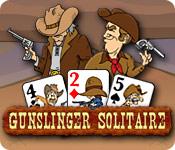 Logo Gunslinger Solitaire