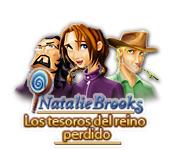 Logo Natalie Brooks: Los tesoros del reino perdido
