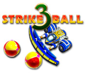 Logo Strike Ball 3