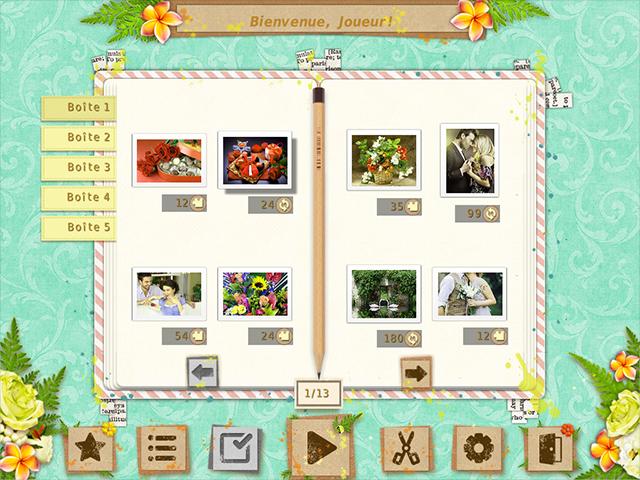 1001 Jigsaw Home Sweet Home: Cérémonie de mariage image