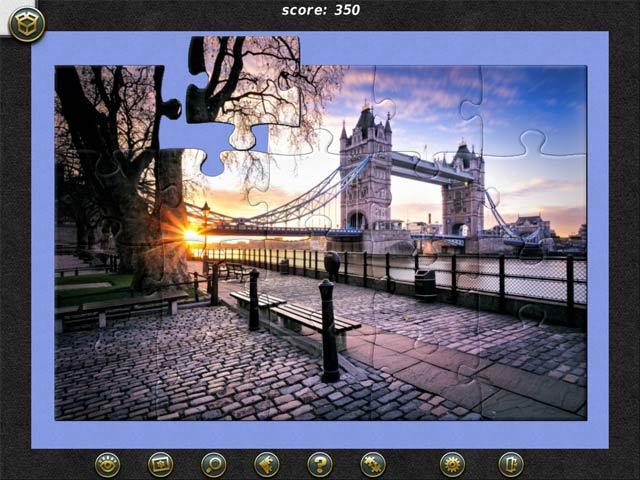 1001 Puzzles Tour du monde Londres télécharger