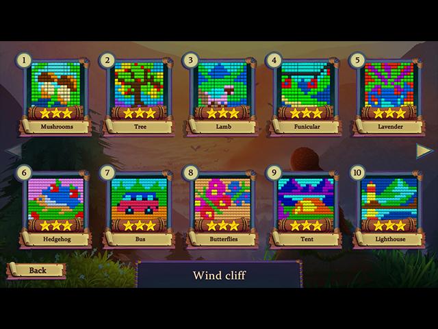 Adventure Mosaics: Forest Spirits image