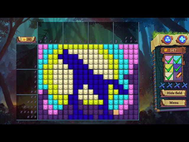 Adventure Mosaics: Forest Spirits télécharger