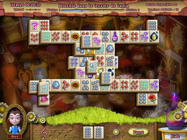 Alice's Magical Mahjong image