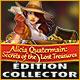Alicia Quatermain: Secrets Of The Lost Treasures Édition Collector