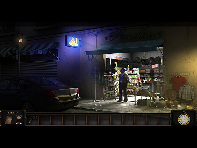 Art of Murder: Secret Files image