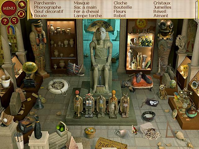 Artifacts of the Past: Les Mystères des Temps Anciens image