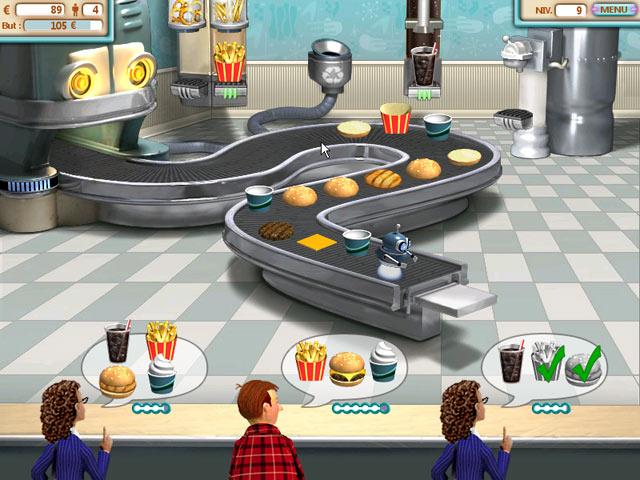 Burger Shop télécharger