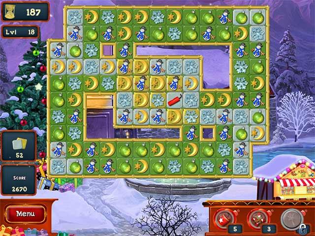 Christmas Puzzle 3 télécharger