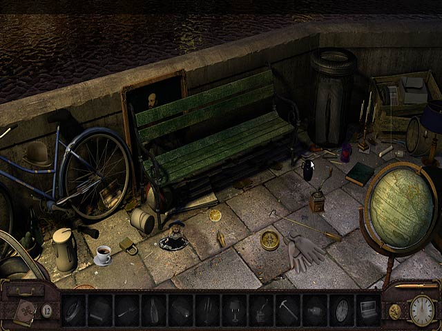 Chronicles of Mystery: The Legend of the Sacred Treasure télécharger