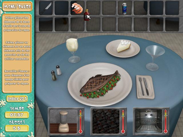 Cooking Quest télécharger