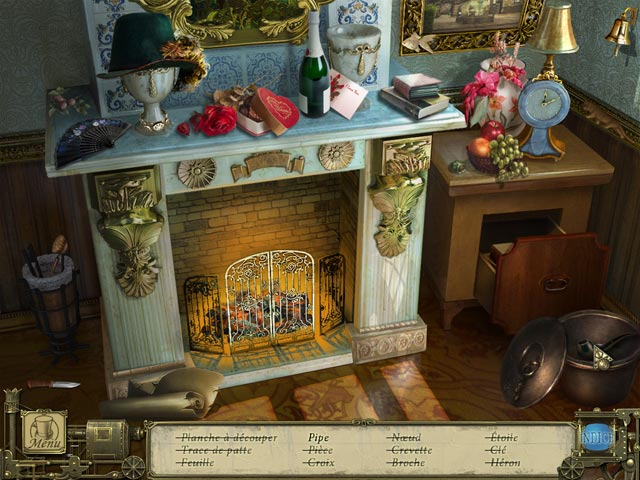 Dark Tales: Double Assassinat dans la Rue Morgue par Edgar Allan Poe