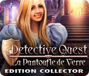 Detective Quest: La Pantoufle de Verre Edition Collector