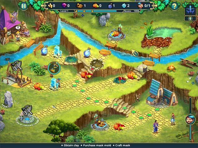 Elven Legend 5: The Fateful Tournament télécharger