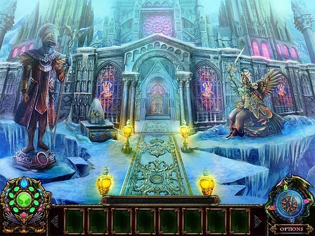 Enchantia: La Reine Renaît de ses Cendres image