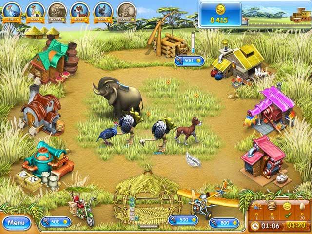 Farm Frenzy 3: Madagascar image