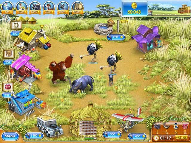 Farm Frenzy 3: Madagascar télécharger