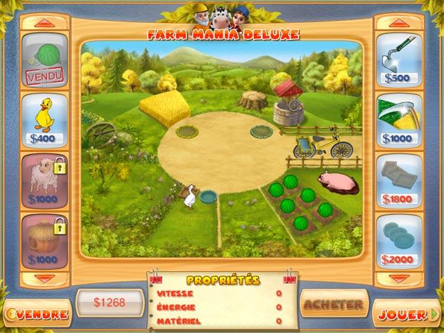 Farm Mania télécharger