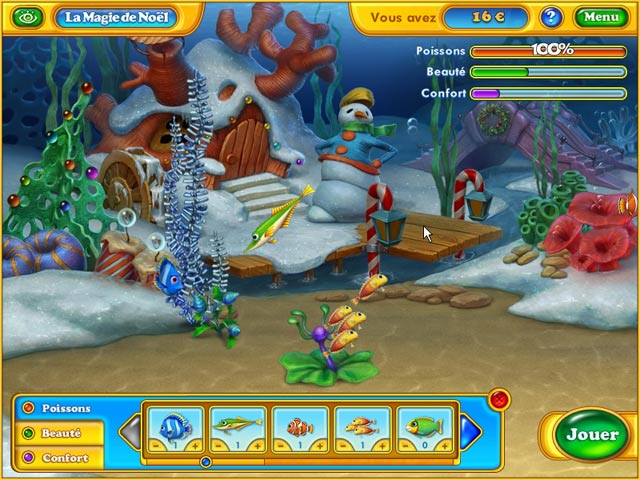 Fishdom: Frosty Splash télécharger
