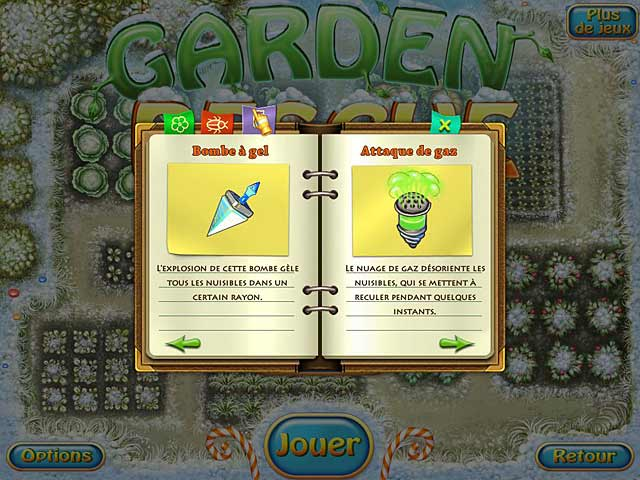 Garden Rescue: Edition de Noël image