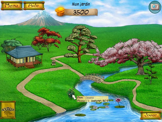 Geisha: Le Jardin Secret télécharger