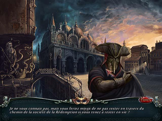 Grim Façade: Le Mystère de Venise Edition Collector image
