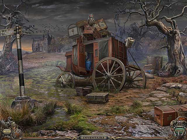 Haunted Manor: L'Amulette de la Mort télécharger
