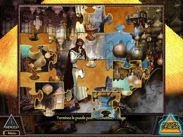 Hide and Secret 3: La Quête du Pharaon image