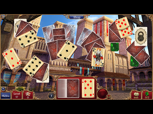 Jewel Match Solitaire 2 Édition Collector image