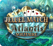 Jewel Match Atlantis Solitaire
