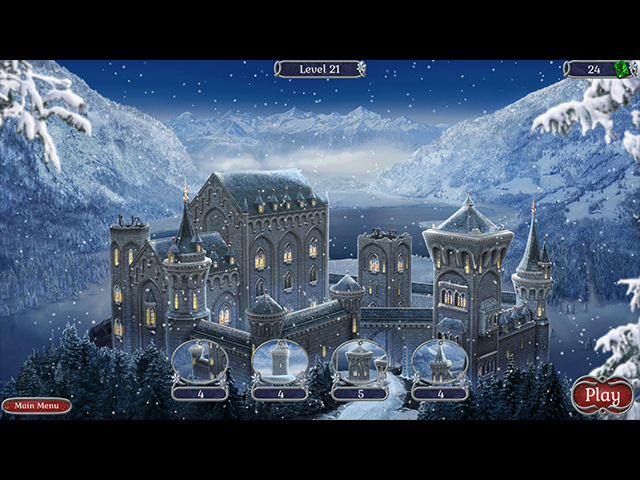 Jewel Match Solitaire: Winterscapes télécharger