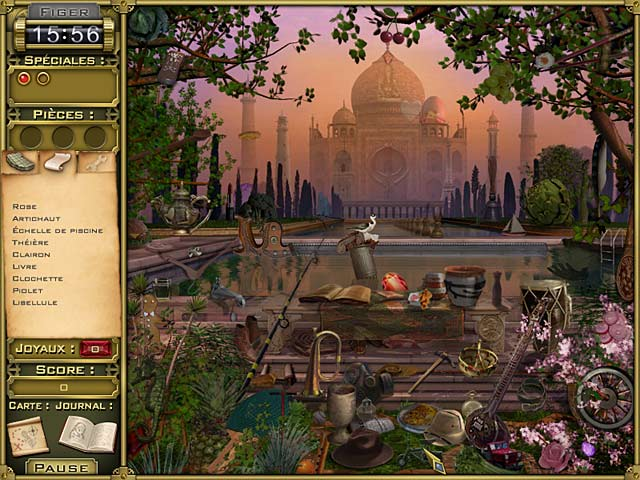 Jewel Quest Mysteries: Trail of the Midnight Heart télécharger