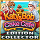 Katy and Bob: Cake Cafe Édition Collector